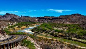 テキサス州グランデ川